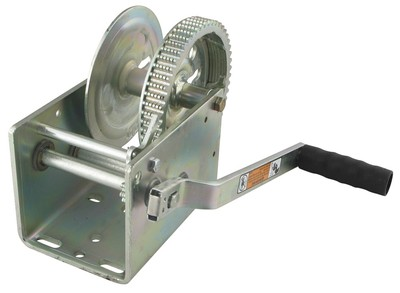 MANUAL BOAT WINCH
